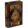 Карты Bicycle Пламя On Fire