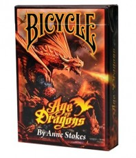 Карты Bicycle Anne Stokes Драконы