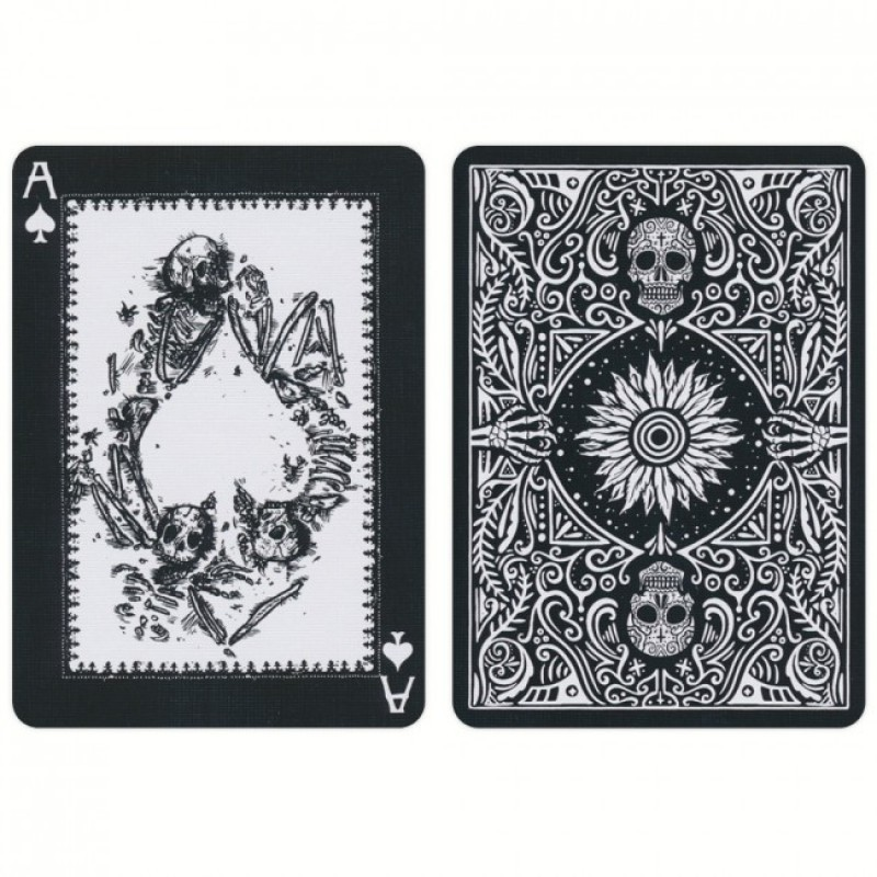 Игральные карты The Ellusionist - Disparos Tequila Black