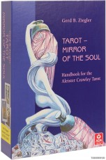 Карты Таро Mirror Of The Soul Aleister Crowley Thoth/Таро Тота Алистера Кроули Зеркало Души, AGM