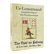 Карты Таро Ur-Lenormand The Primal Lenormand The Game of Hope/Игра Надежды, AGM