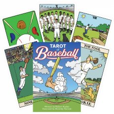 Таро Бейсбола карты и книга / Tarot of Baseball Cards Deck & Book - U.S. Games Systems