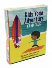 Карты Таро Kids Yoga Adventure Deck