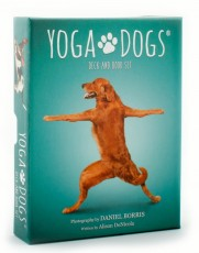 Карты Таро Йоги собак / Yoga Dogs Deck and Book Set - U.S. Games Systems