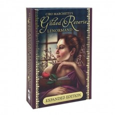 Карты Таро Золотые мечты ленорман (расширенное издание) / Gilded Reverie Lenormand (Expanded Edition) - U.S. Games Systems