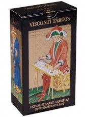 Карты Таро Tarot Cards Visconti/Таро Висконти