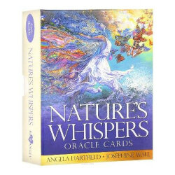 Карты Таро Оракул Шепот Природы / Nature's Whispers Oracle cards - Blue Angel