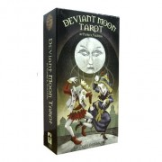 Карты Таро Deviant Moon Tarot Deck by Patrick Valenza