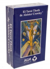Карты Таро Tarot cards Aleister Crowley THOTH - Standard Spanish/Таро Тота Алистера Кроули (стандарт), AGM