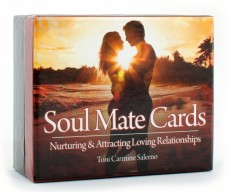 Карты Таро Карты родственной души / Soul Mate Cards: Nurturing & Attracting Loving Relationships - Blue Angel