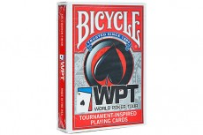 Карты Bicycle WPT красные