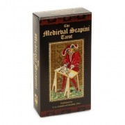 Карты Таро The Medieval Scapini Tarot by Luigi Scapini