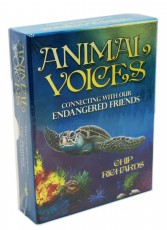Карты Таро Oracle Cards Animal Voices - Оракул голоса животных
