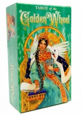 Карты Таро Золотое Колесо / Tarot of the Golden Wheel - U.S. Games Systems
