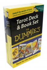 Карты Таро Tarot Deck/Book Set for Dummies by Amber Jayanti