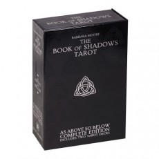 Набор карт Таро Таро Книга Теней / Book of Shadows Tarot Complete Edition - Lo Scarabeo