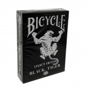 Игральные карты Bicycle Black Tiger Legacy Edition / Черный Тигр