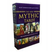 Карты Таро The New Mythic Tarot Deck and Book Set By Juliet Sharman-Burke