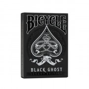Игральные карты Bicycle Black Ghost Legacy Edition / Черный Призрак
