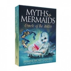 Карты Таро Myths & Mermaids. Oracle of the water/Мифы и русалки. Оракул Воды