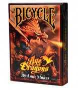 Игральные карты Bicycle Anne Stokes Age of Dragon/ Драконы
