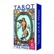 Мини карты Таро А.Э. Уэйта карманный размер / Tarot of A.E. Waite Pocket - AGM AGMuller