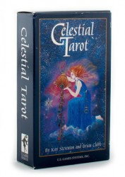 Celestial Tarot Ptremier editition - Небесное таро