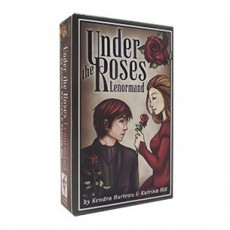 Мини карты Таро Ленорман под розами / Under the Roses Lenormand - U.S. Games Systems