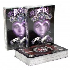 Игральные карты Bicycle Dark Hearts Anne Stokes
