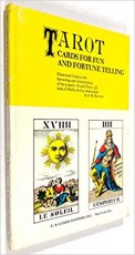 Книга по таро Tarot Cards For Fun And Fortune Telling Book