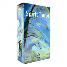Карты Таро Tarot Cards Spirit/Таро Духа, AGM