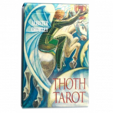Карты Таро Aleister Crowley Thoth Taro GB Small Swiss, AGM (AGMuller)